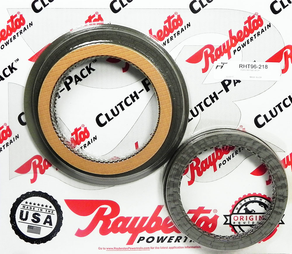 5R110W TorqShift HT Friction Clutch Pack