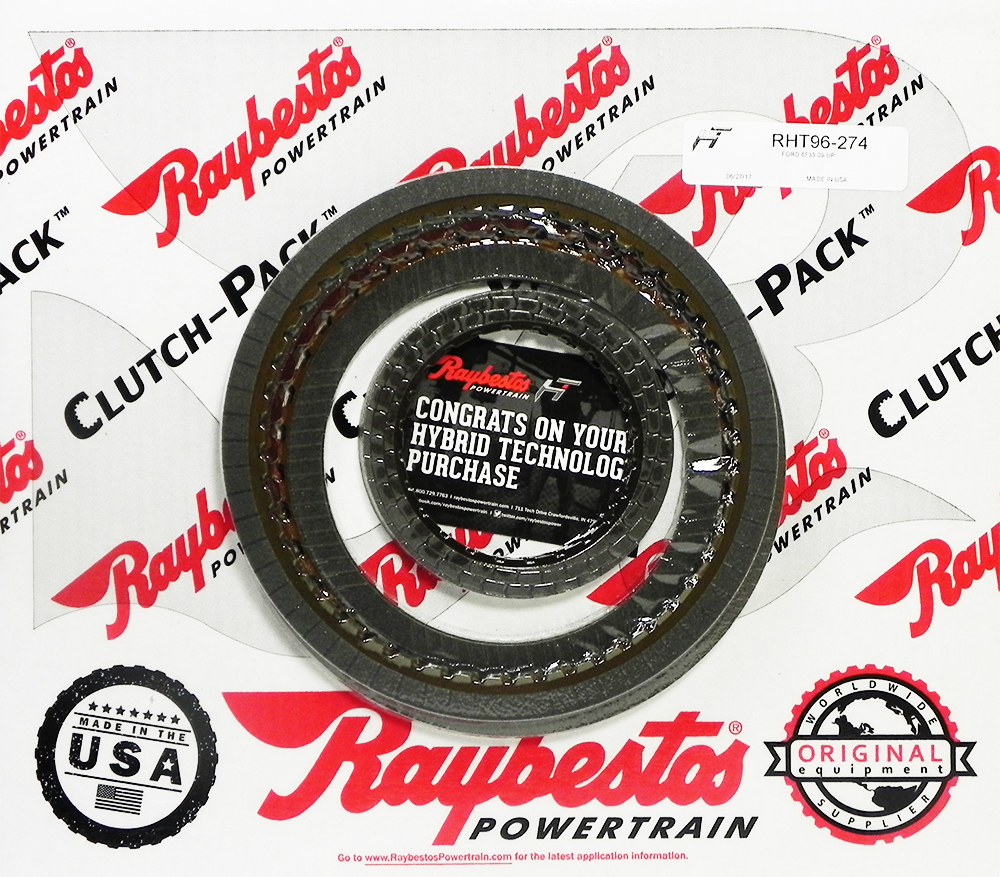 6F35 HT Friction Clutch Pack