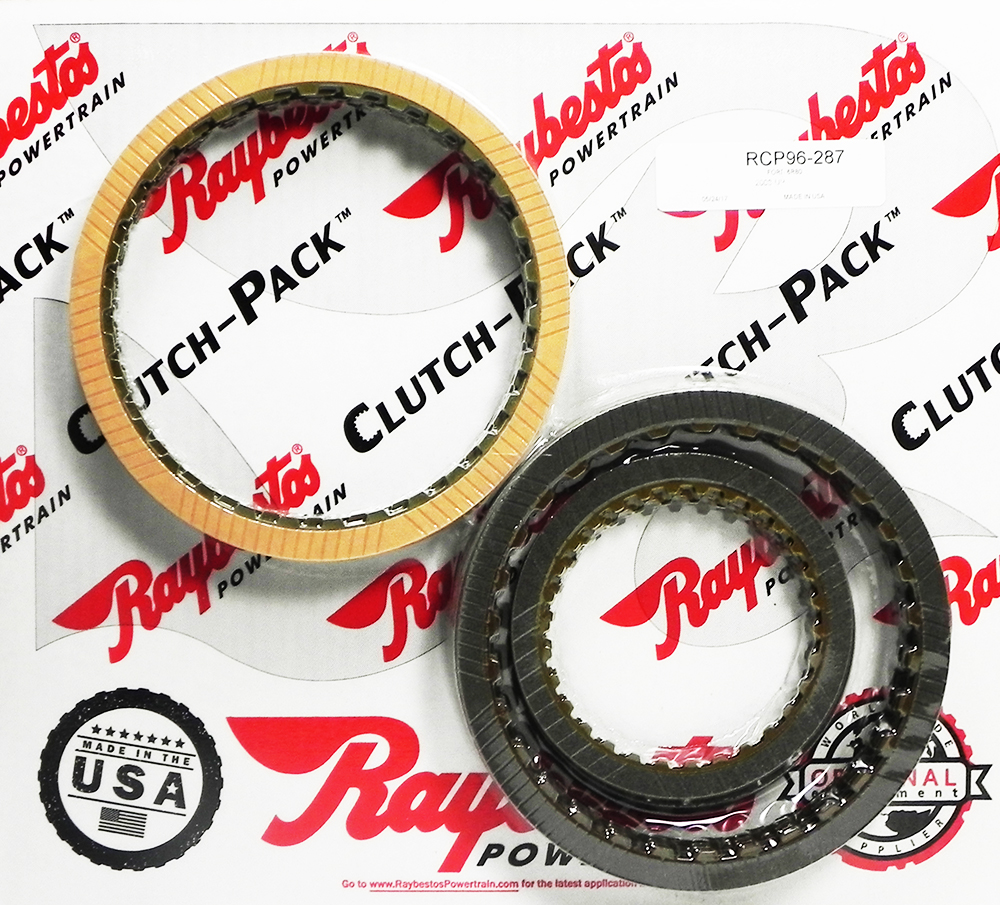6R80 Friction Clutch Pack