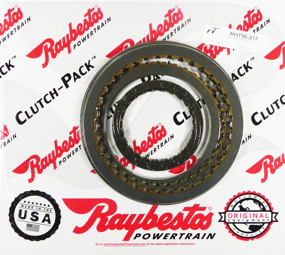 6F50 HT Friction Clutch Pack