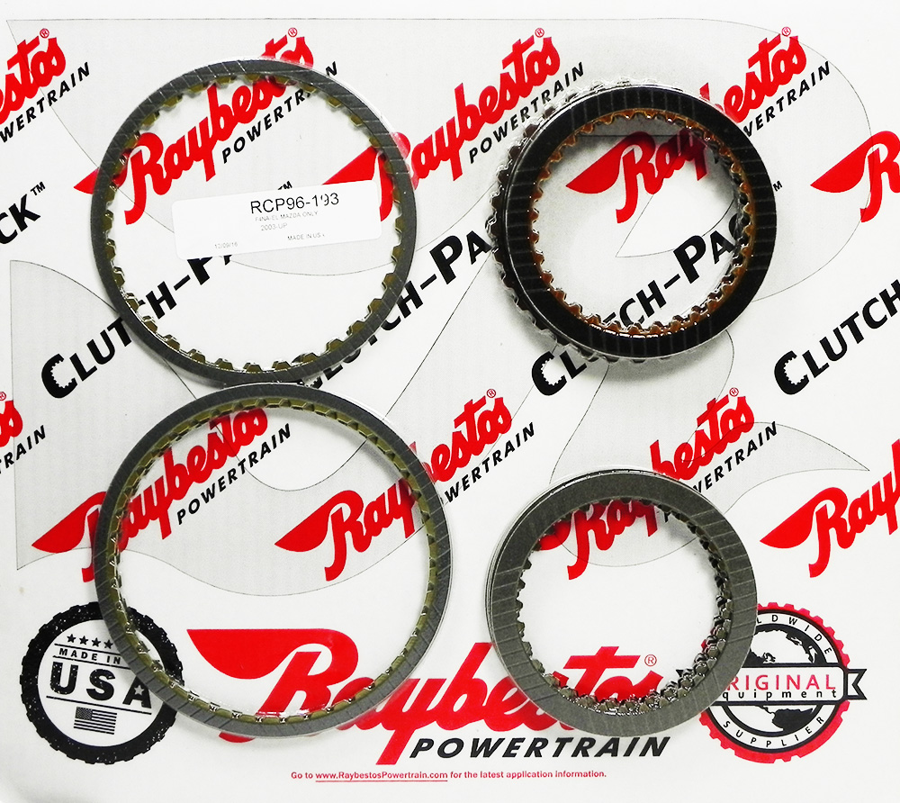 FN4A-EL (Mazda Only) Friction Clutch Pack