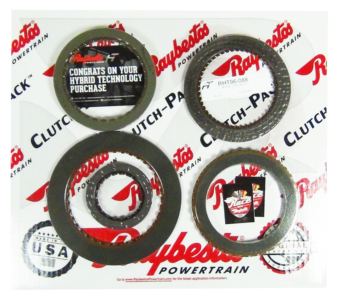 4T40E, 4T45E HT Friction Clutch Pack