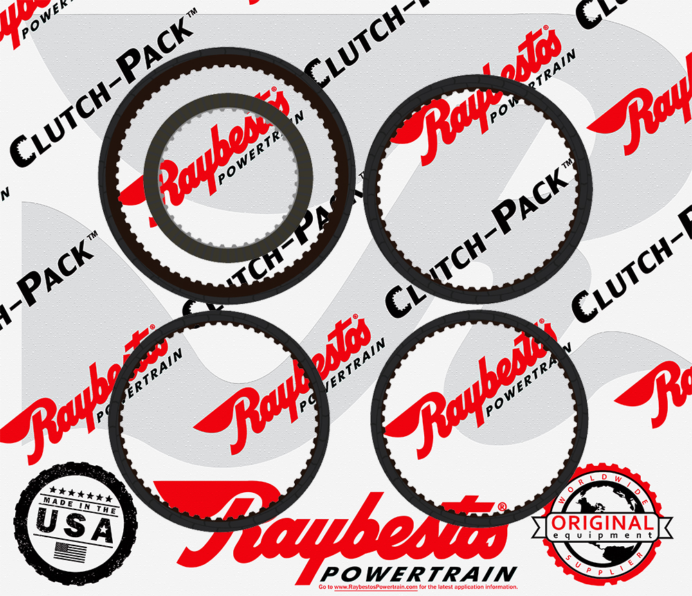 RHT96-365 | 2016-ON (HT) Hybrid Technology Friction Clutch Pack Module