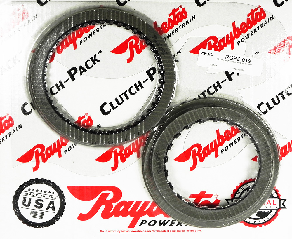 8L90  GPZ Friction Clutch Pack