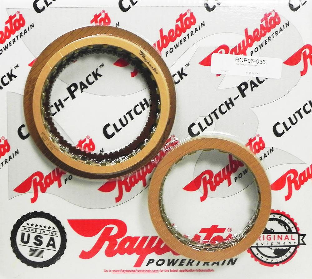 TH350 Friction Clutch Pack