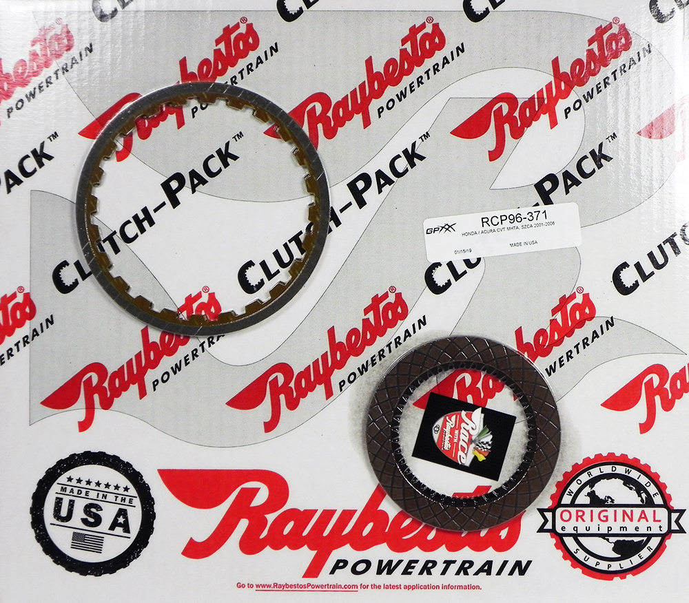 RCP96-371 | 2001-2006 GPX Friction Clutch Pack Module