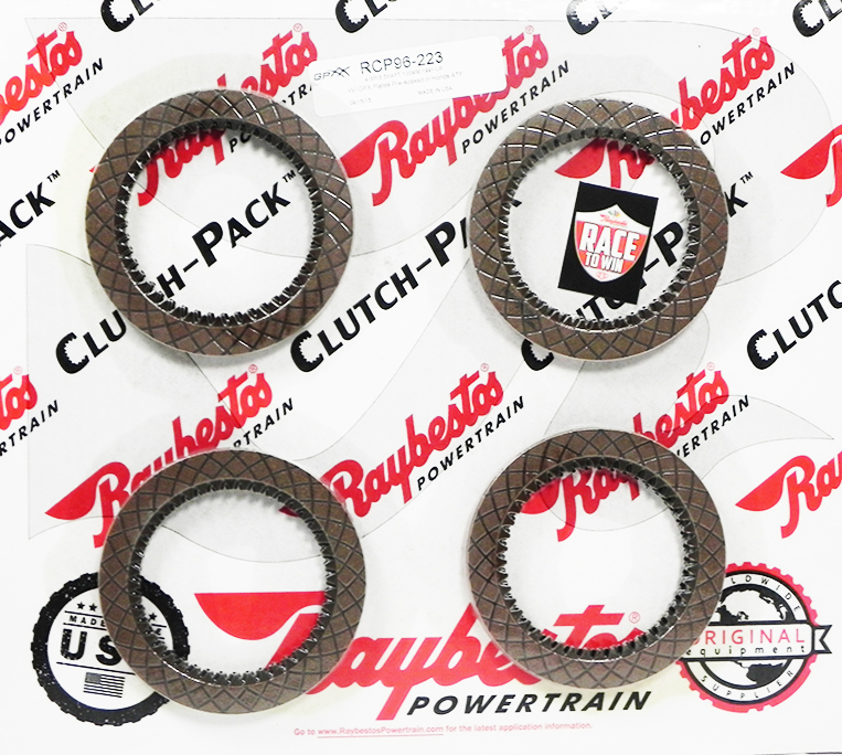 M7ZA, B7XA 4 SPEED GPX Friction Clutch Pack
