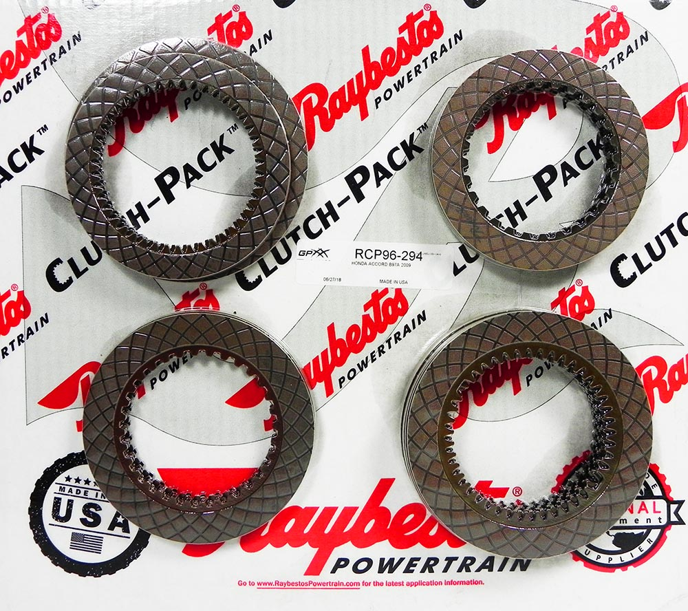 B97A GPX Friction Clutch Pack
