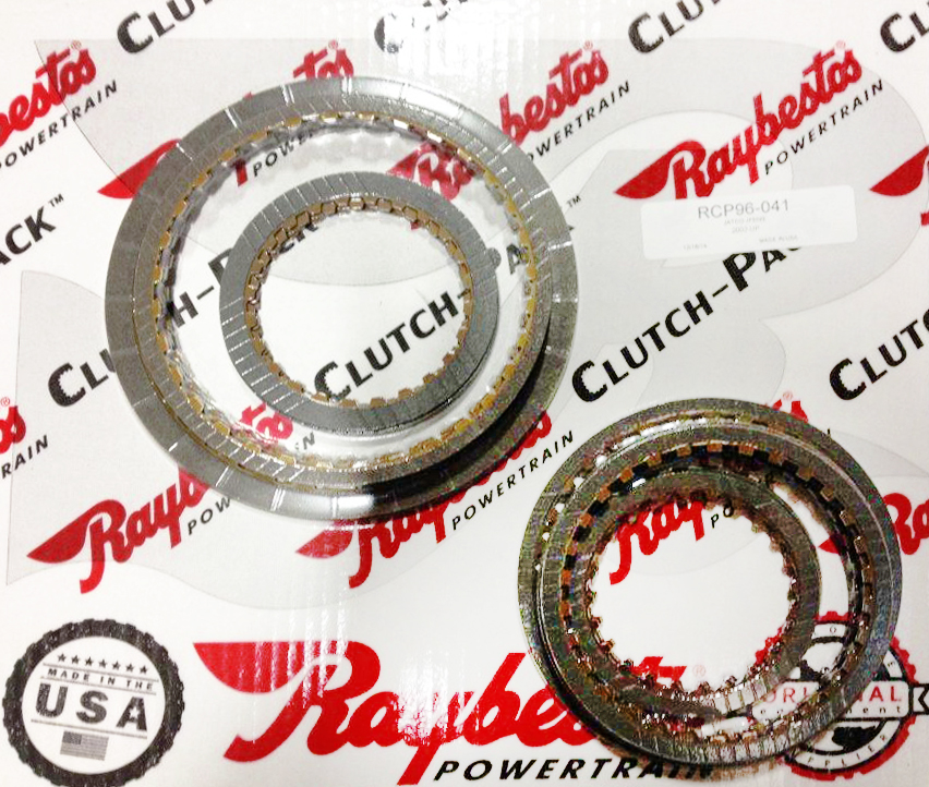 JF506E, 09A Friction Clutch Pack