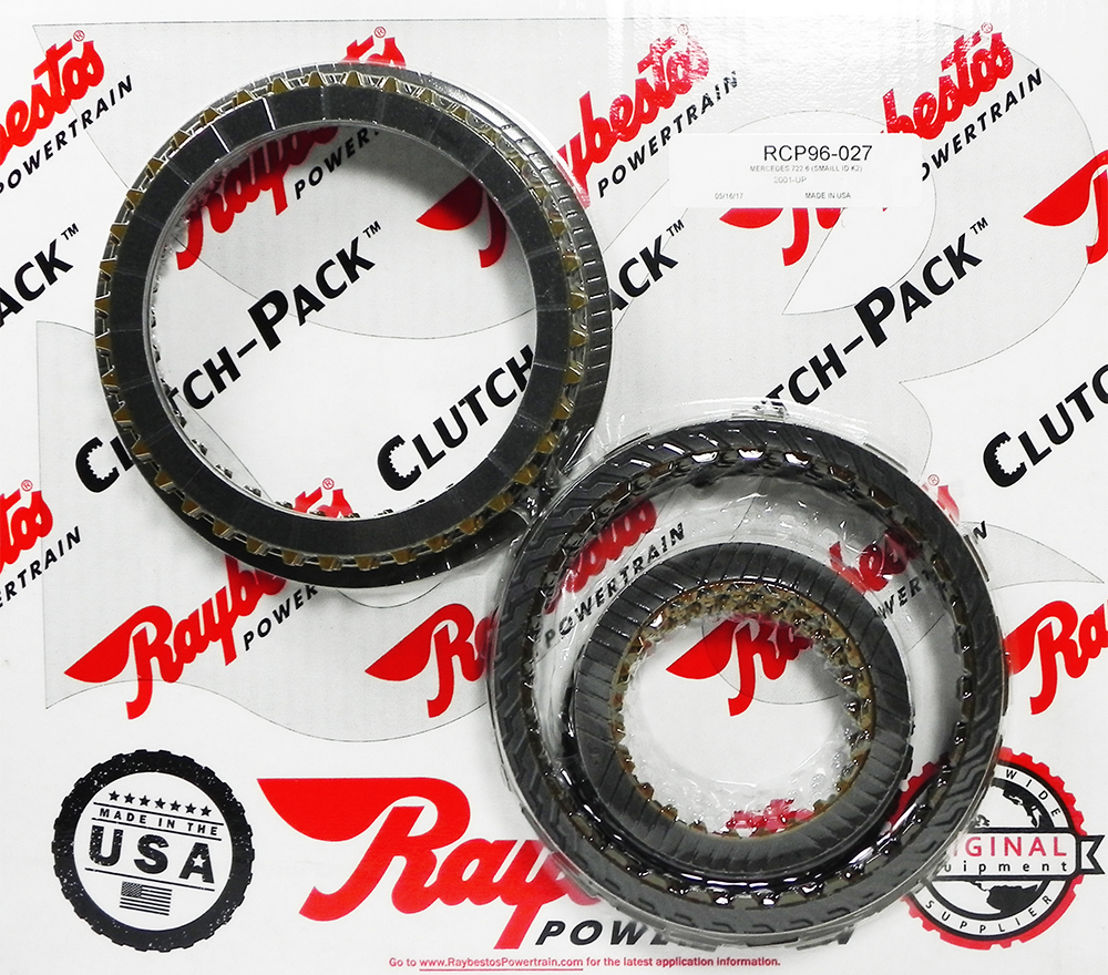 722.6 (W5A330, W5A580) Friction Clutch Pack