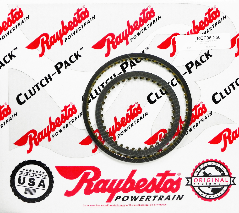 RE0F10A, JF011E (CVT) Friction Clutch Pack