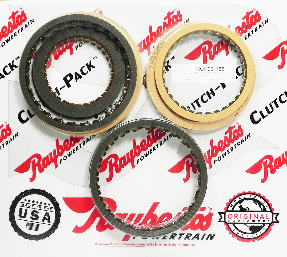 RE5R05A (V6) Friction Clutch Pack