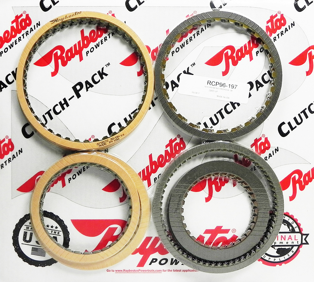 RE5R05A (V8) Friction Clutch Pack