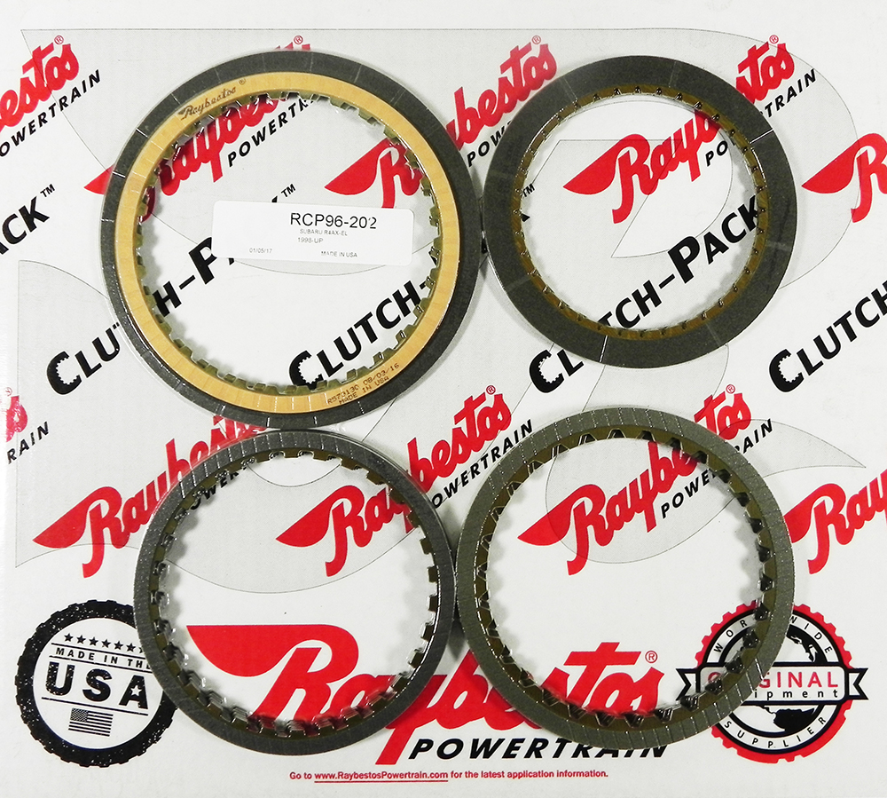 R4AX-EL Friction Clutch Pack
