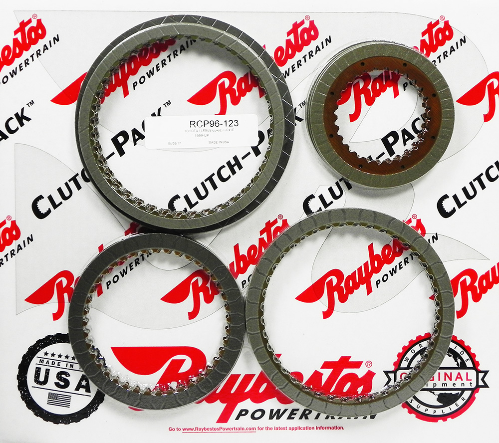 U240 Friction Clutch Pack