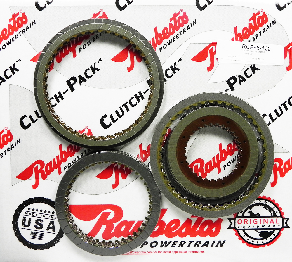 U140E, U140F Friction Clutch Pack