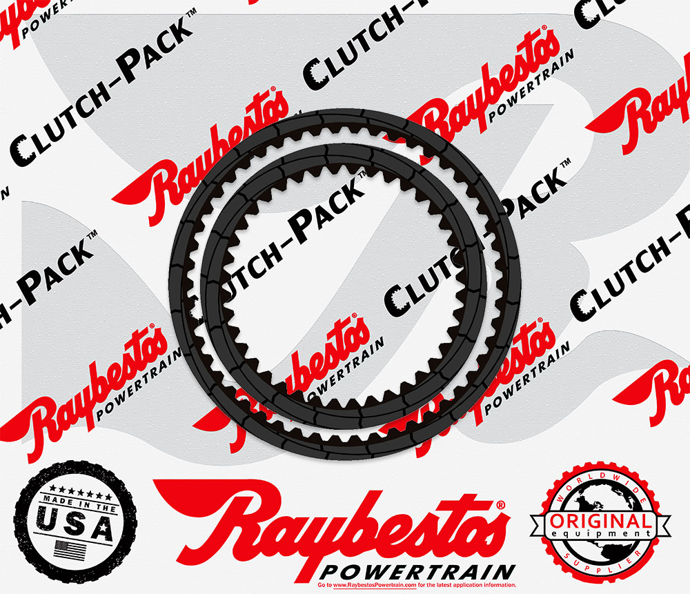 K313 CVT HT Friction Clutch Pack