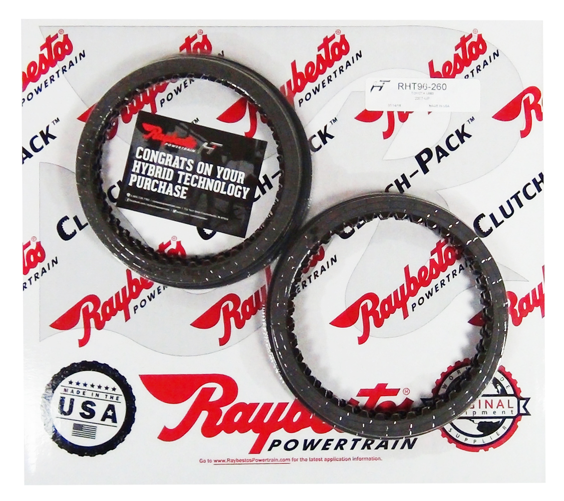 U660E  HT Friction Clutch Pack