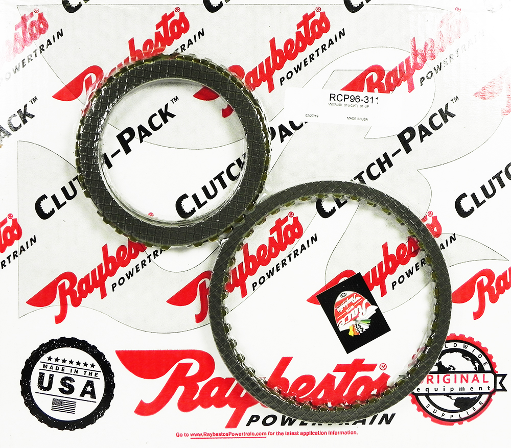 01J (CVT) Friction Clutch Pack
