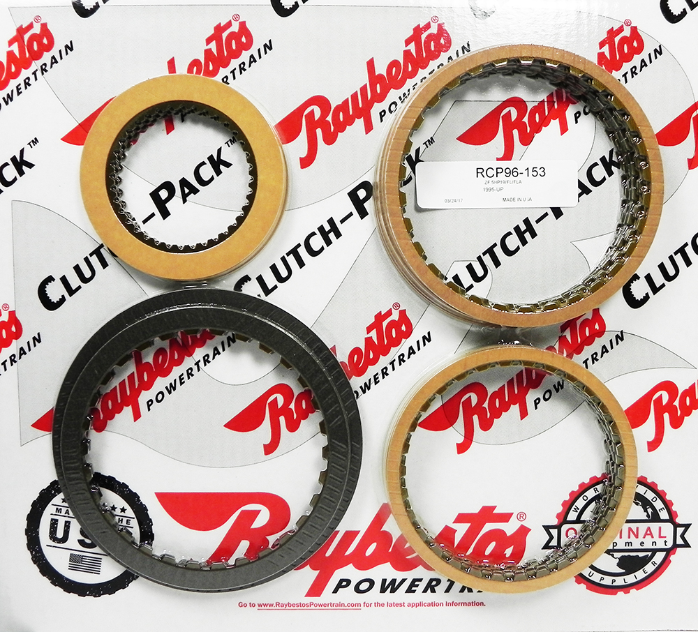 5HP19, 5HP19FL, 5HP19FLA Friction Clutch Pack