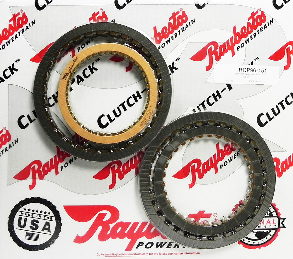 5HP24A Friction Clutch Pack