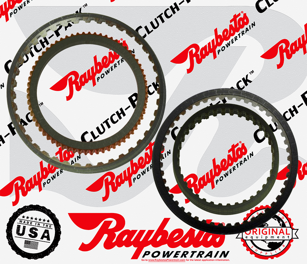 9HP48 HT Friction Clutch Pack