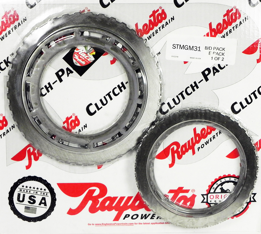 10L80 Steel Clutch Pack