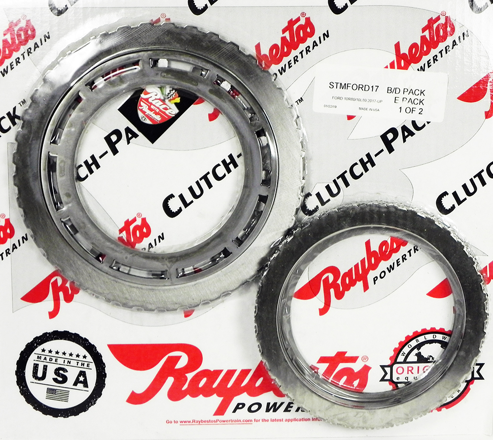 10R80 Steel Clutch Pack