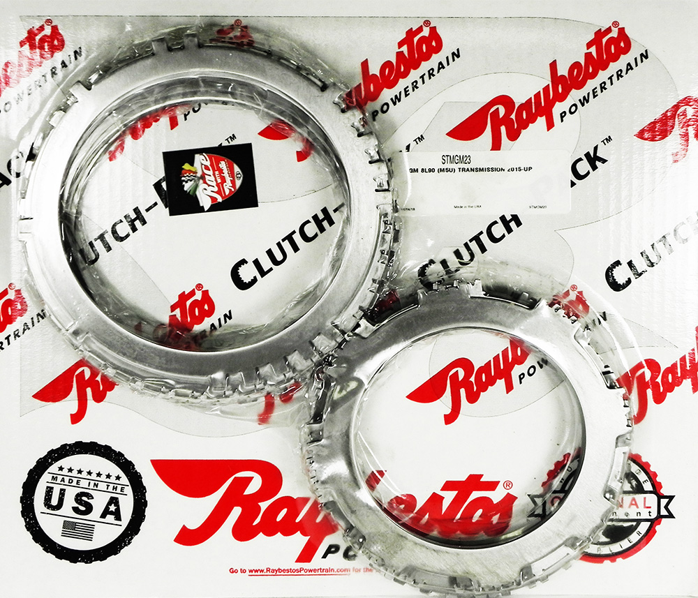 8L90 (M5U) Steel Clutch Pack