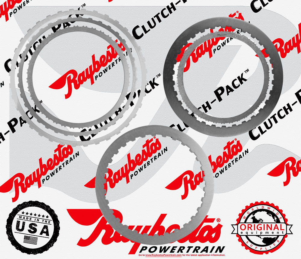 9HP48 Steel Clutch Pack