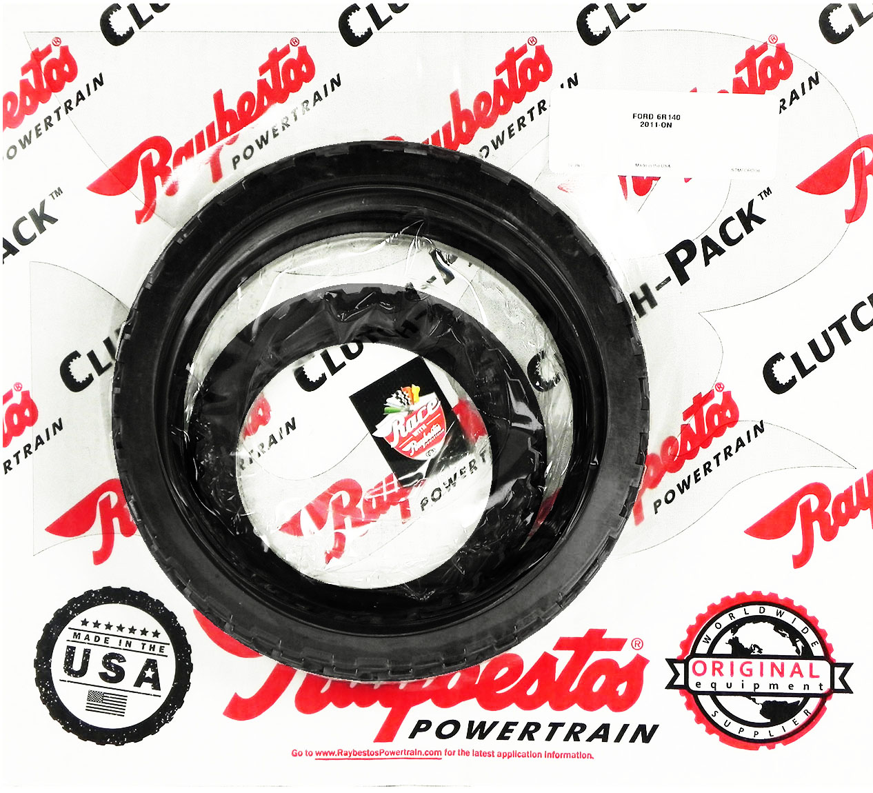 6R140 Kolene® Steel Clutch Pack