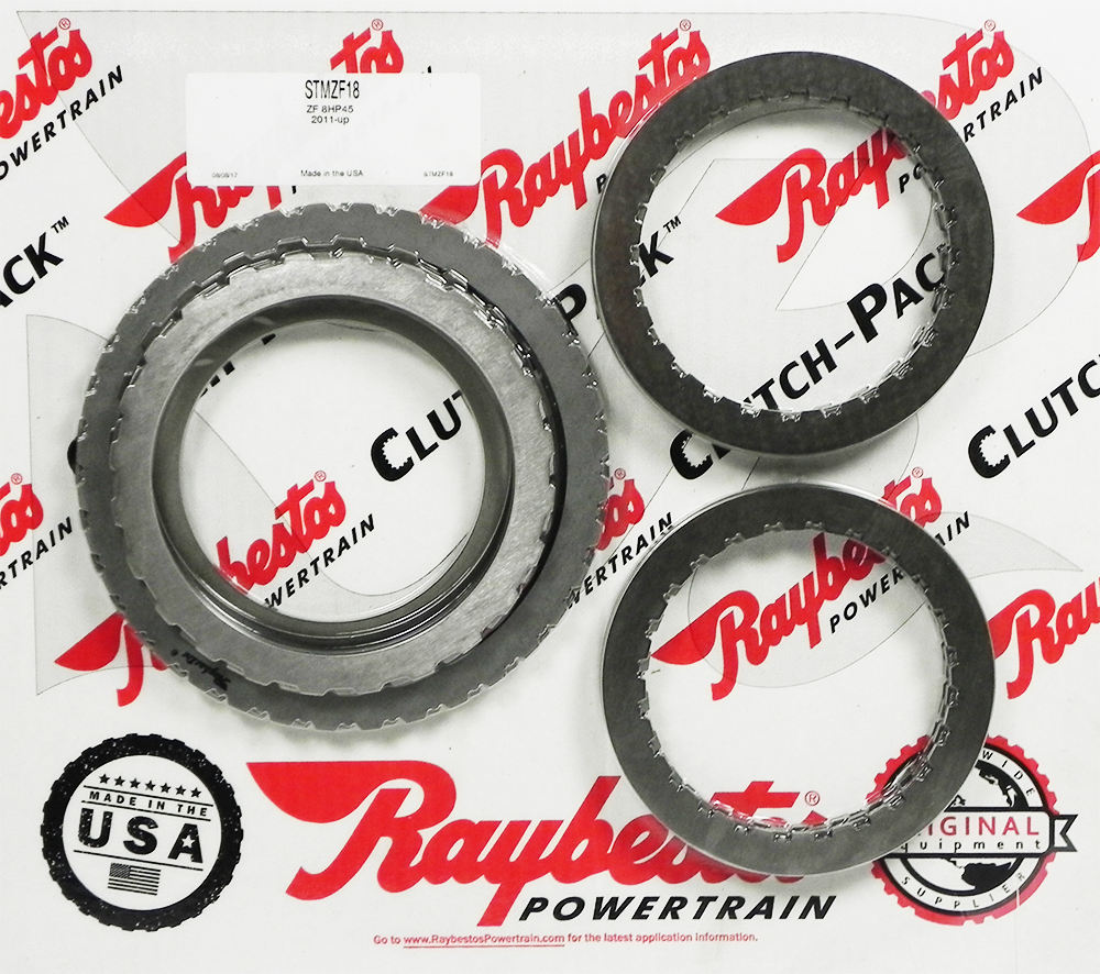 8HP45 Steel Clutch Pack