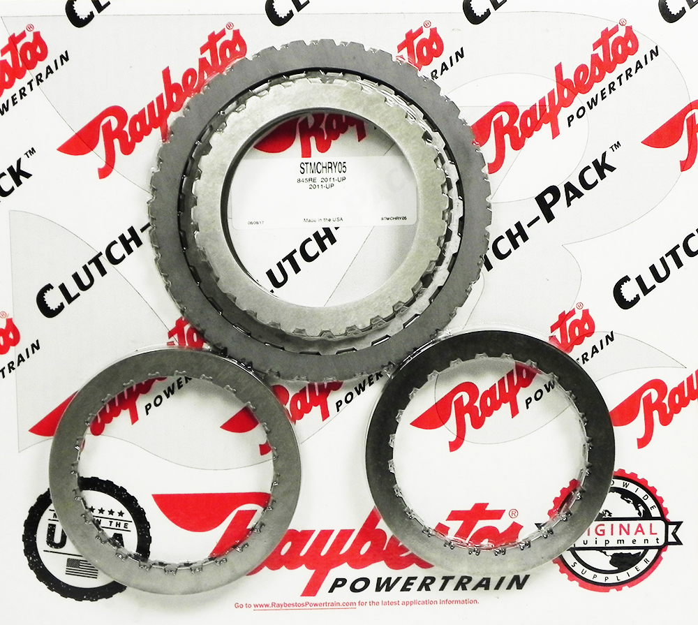 845RE Steel Clutch Pack
