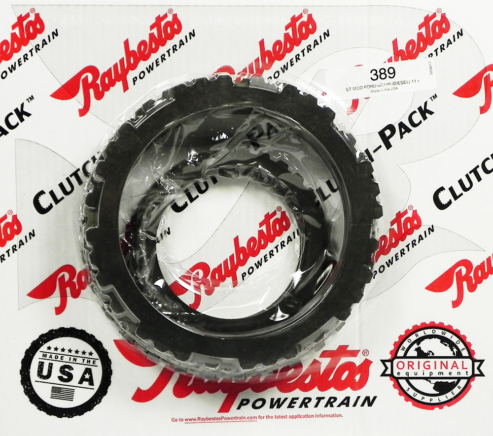 6R140 Diesel Steel Clutch Pack