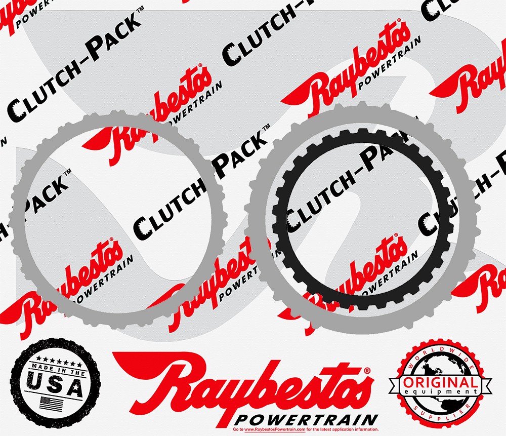TR690 Steel Clutch Pack