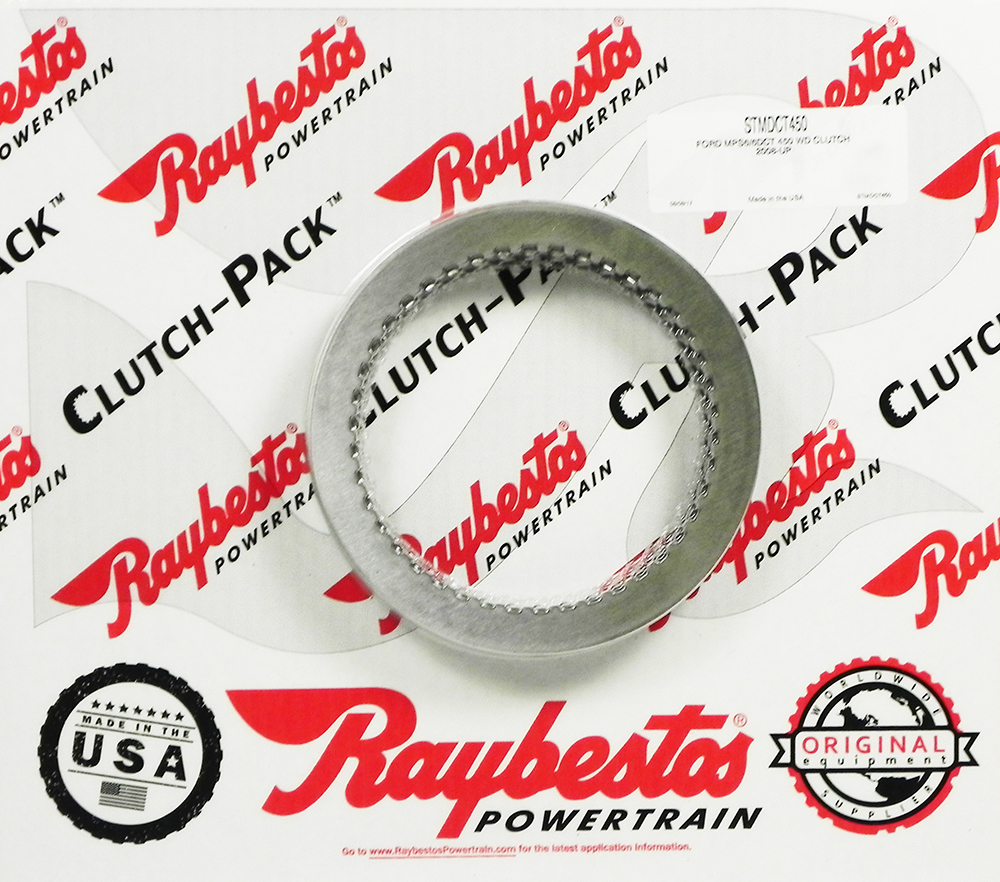 MPS6, 6DCT 450/470 Steel Clutch Pack