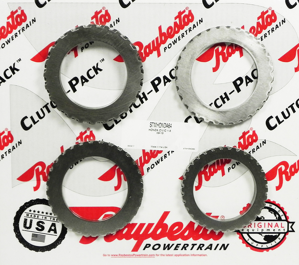 5 SPEED SMMA (2007-2008), SPCA (2009-2011) Steel Clutch Pack