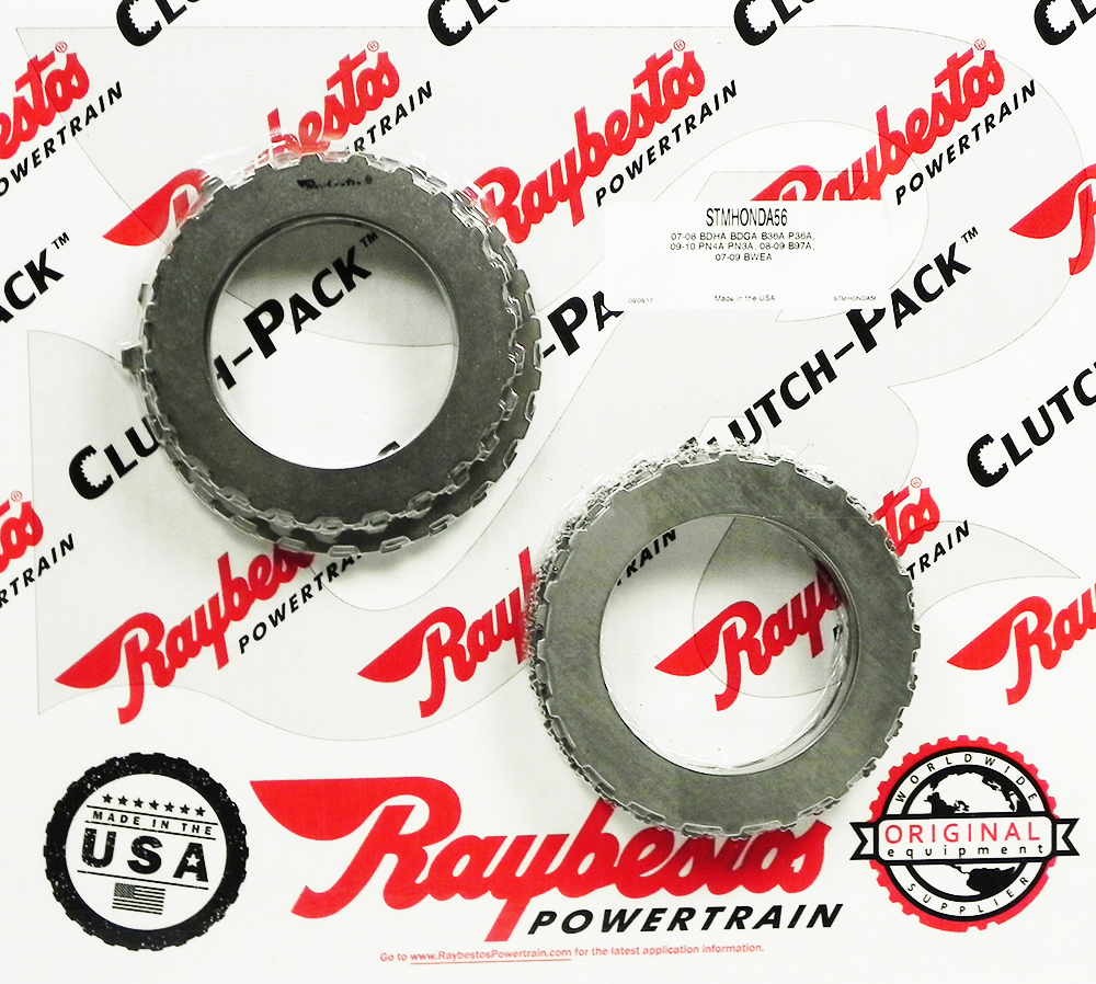 5 SPEED  BWEA (07-09), PN3A, PN4A (09-10), B36A, BDHA, BDGA (07-08), B97A (08-09)  Steel Clutch Pack