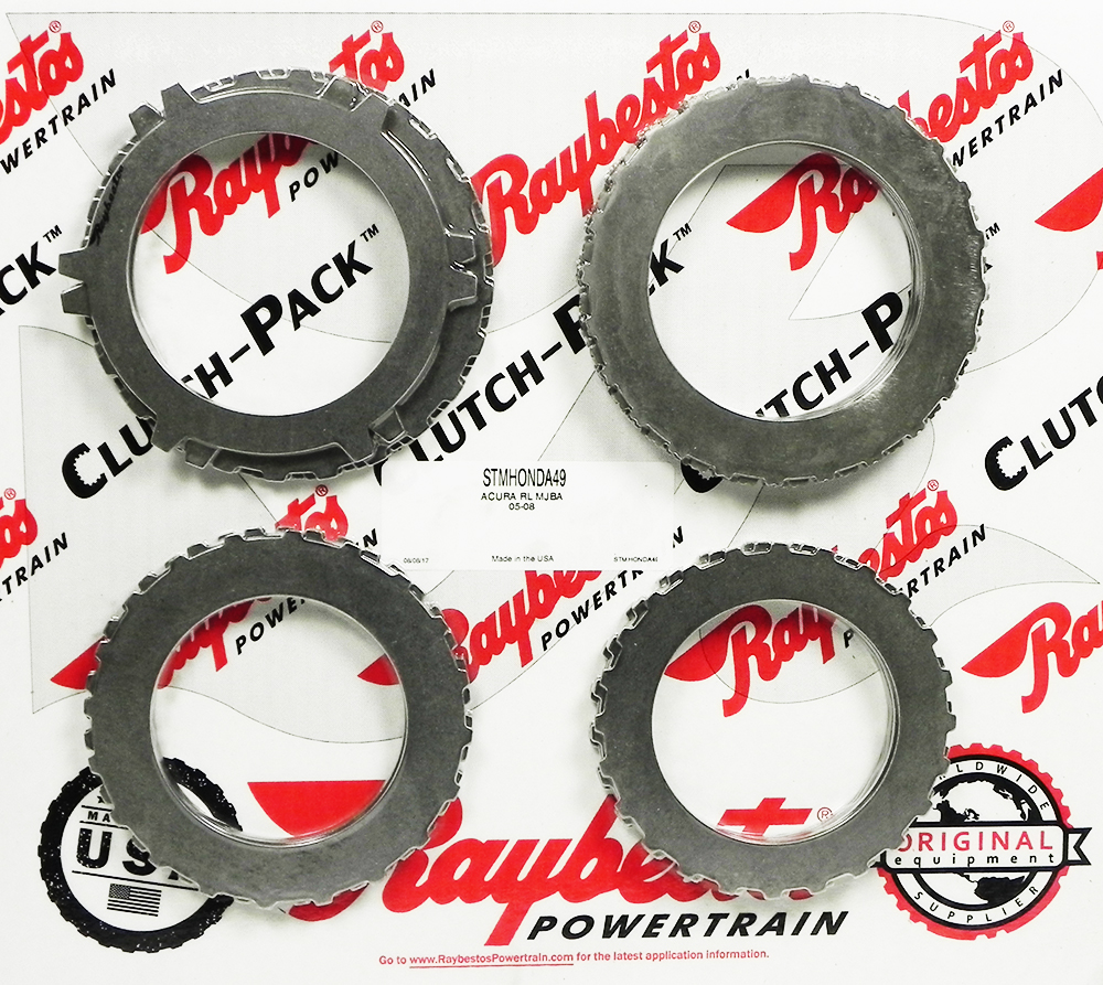 5 SPEED BVGA, BVLA, MJBA, P34A, P35A, PVLA Steel Clutch Pack