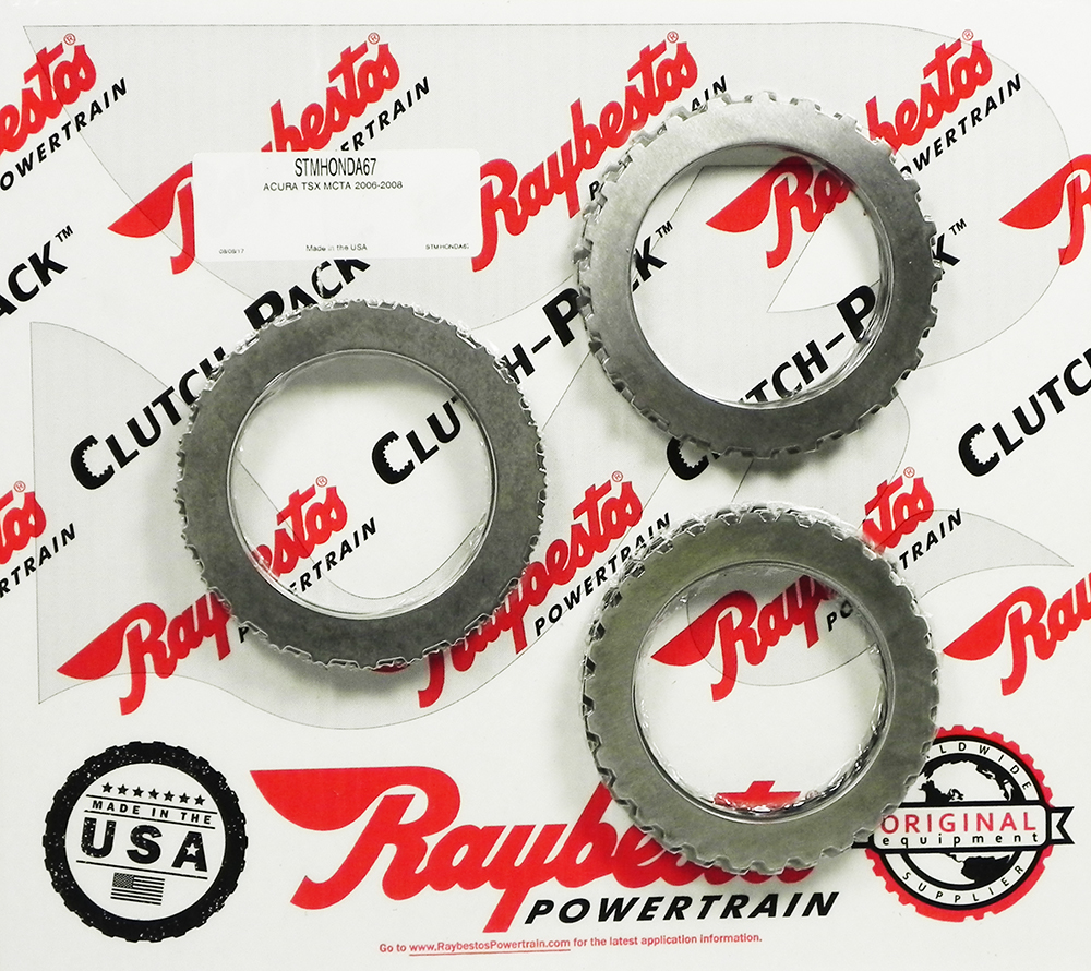 5 SPEED MCTA Steel Clutch Pack