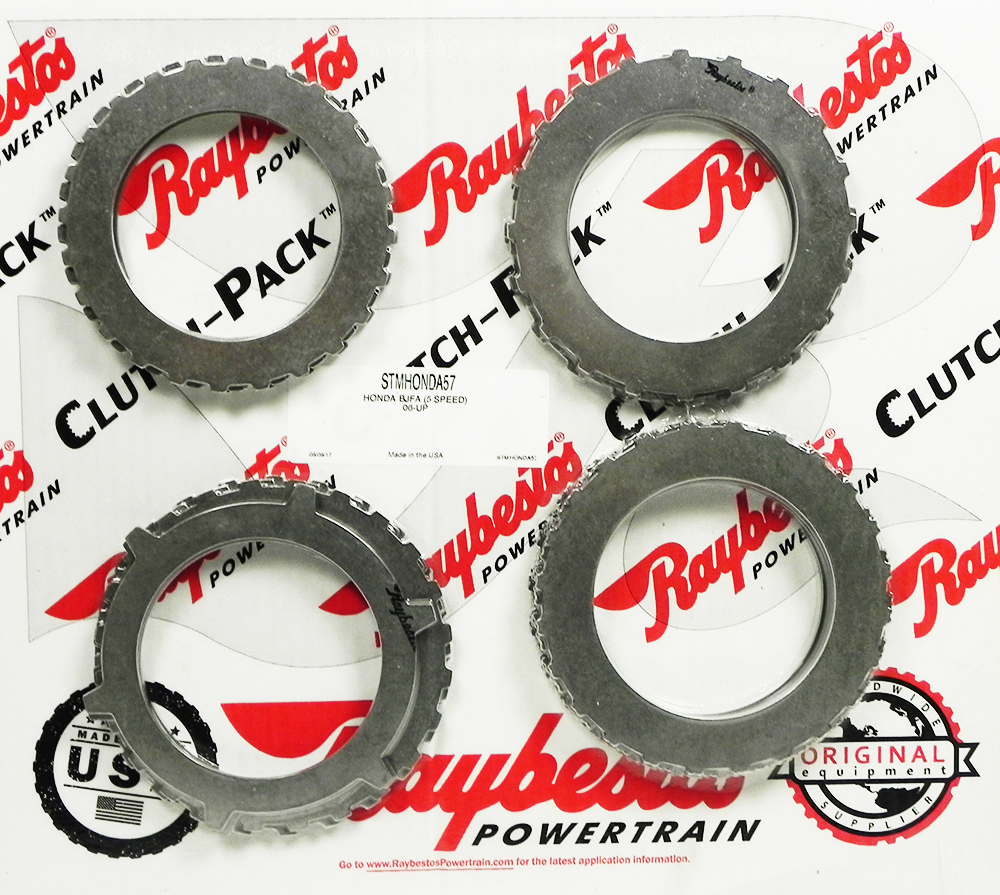 5 SPEED BJFA Steel Clutch Pack