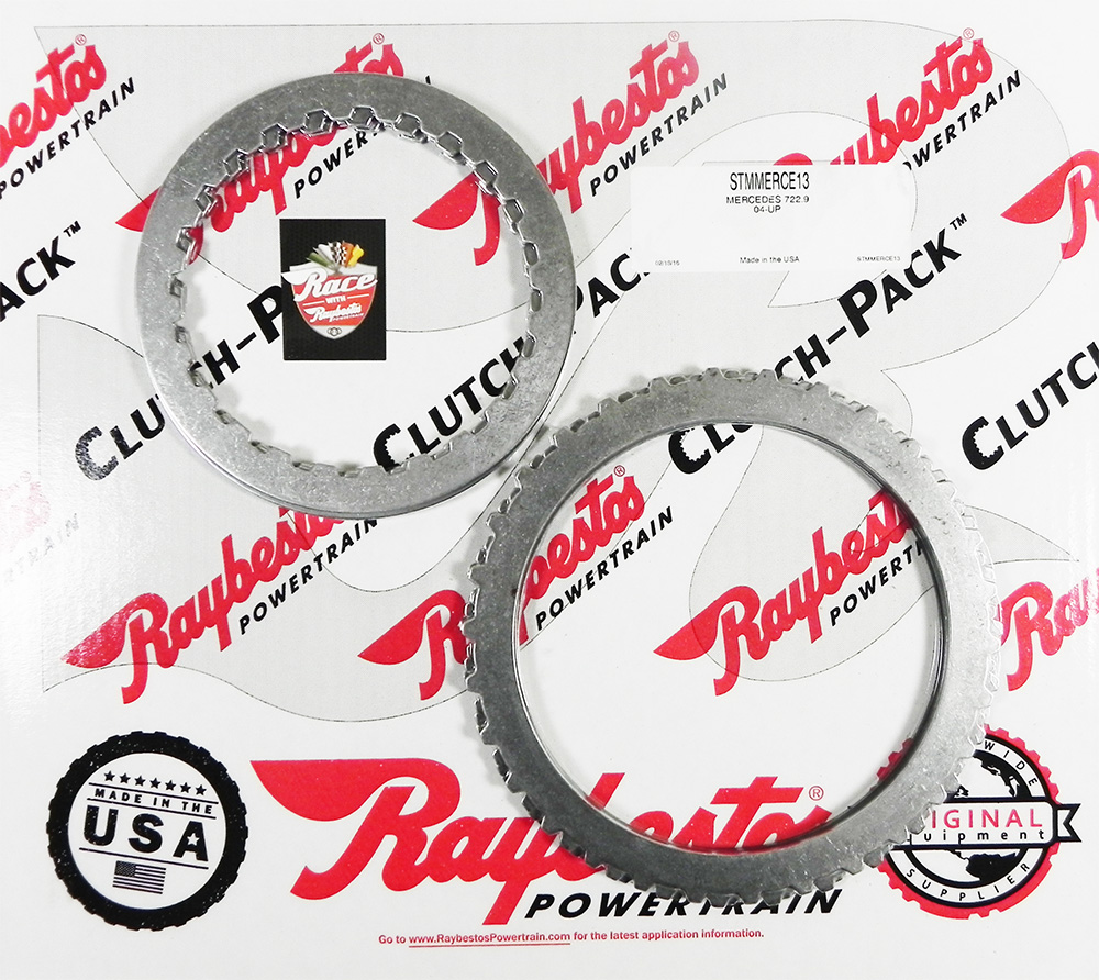 722.9 Steel Clutch Pack