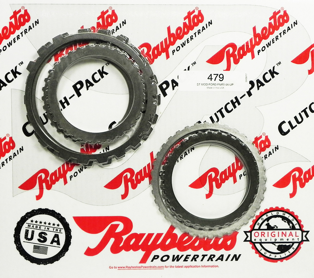 FNR5 Steel Clutch Pack
