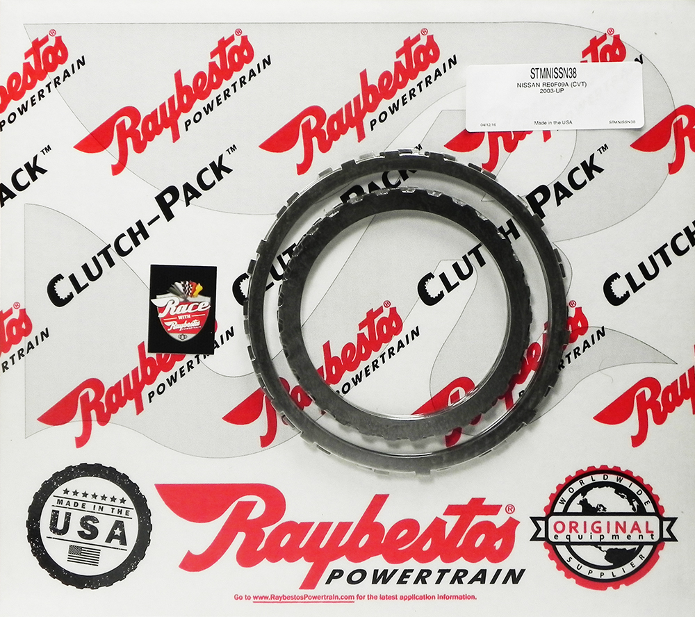 RE0F09A ECVT Steel Clutch Pack