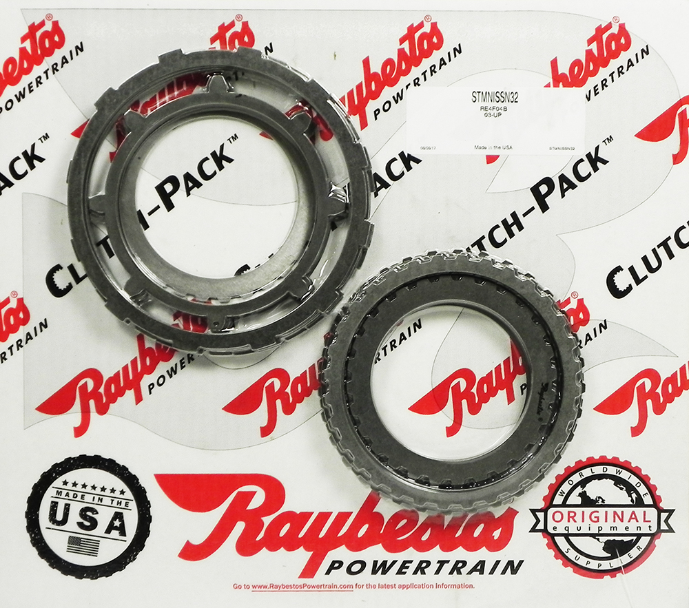 RE4F04B Steel Clutch Pack