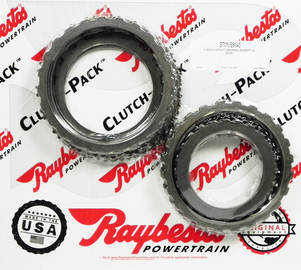 RE5R05A (V6)  Steel Clutch Pack