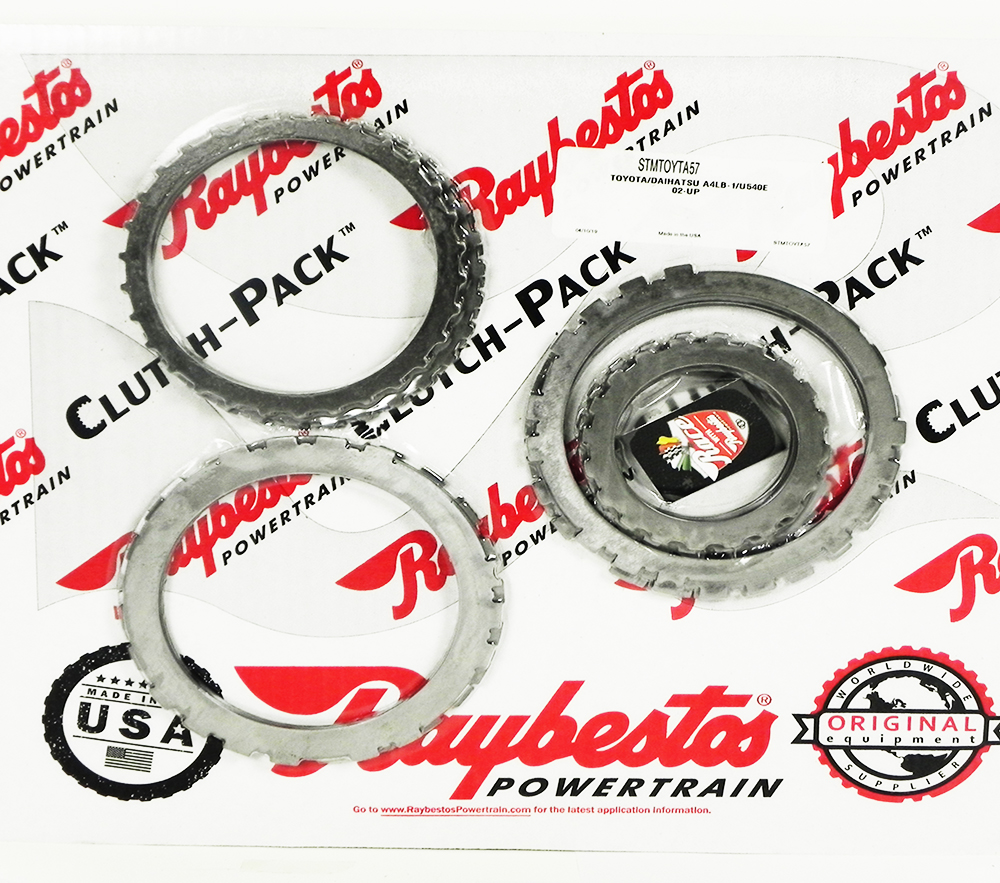 A4LB1, U540E Steel Clutch Pack