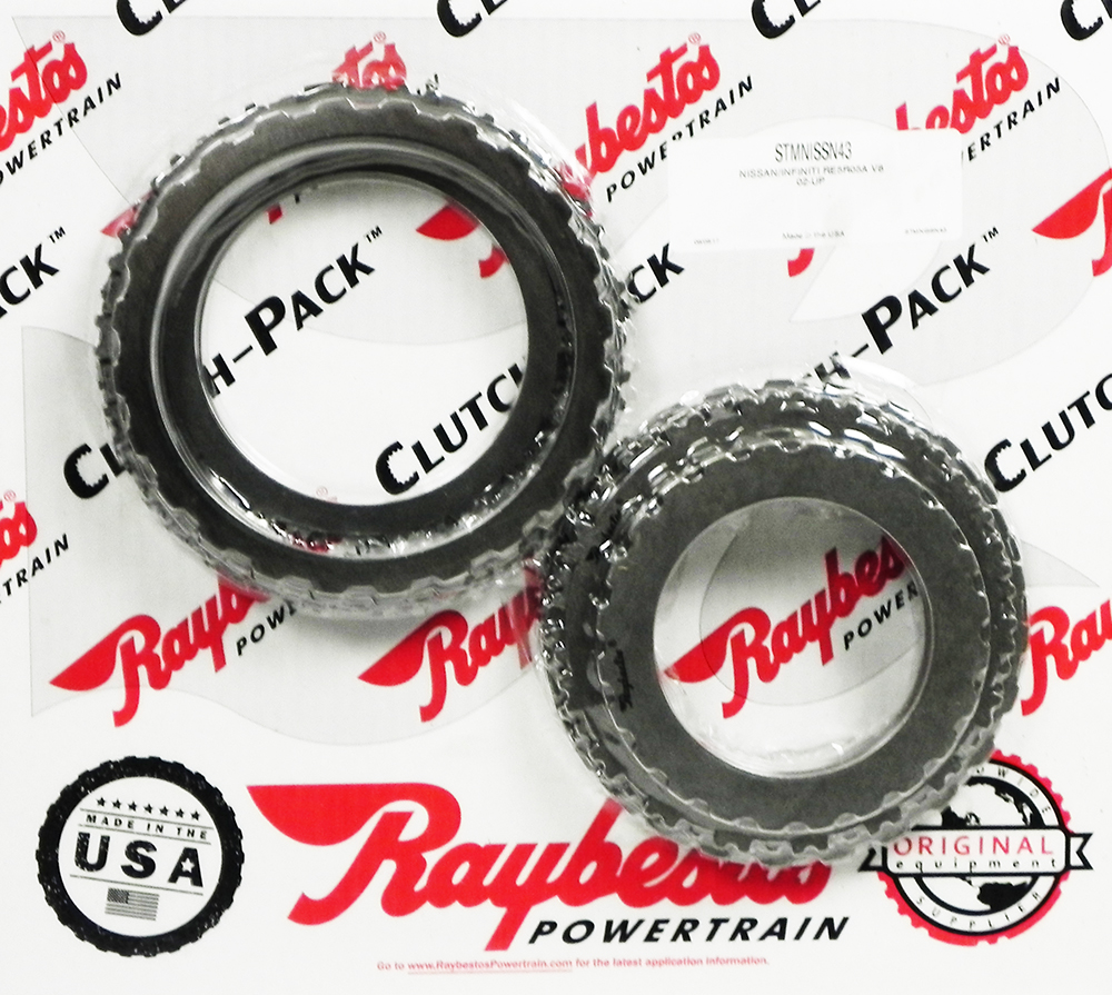 RE5R05A (V8)  Steel Clutch Pack