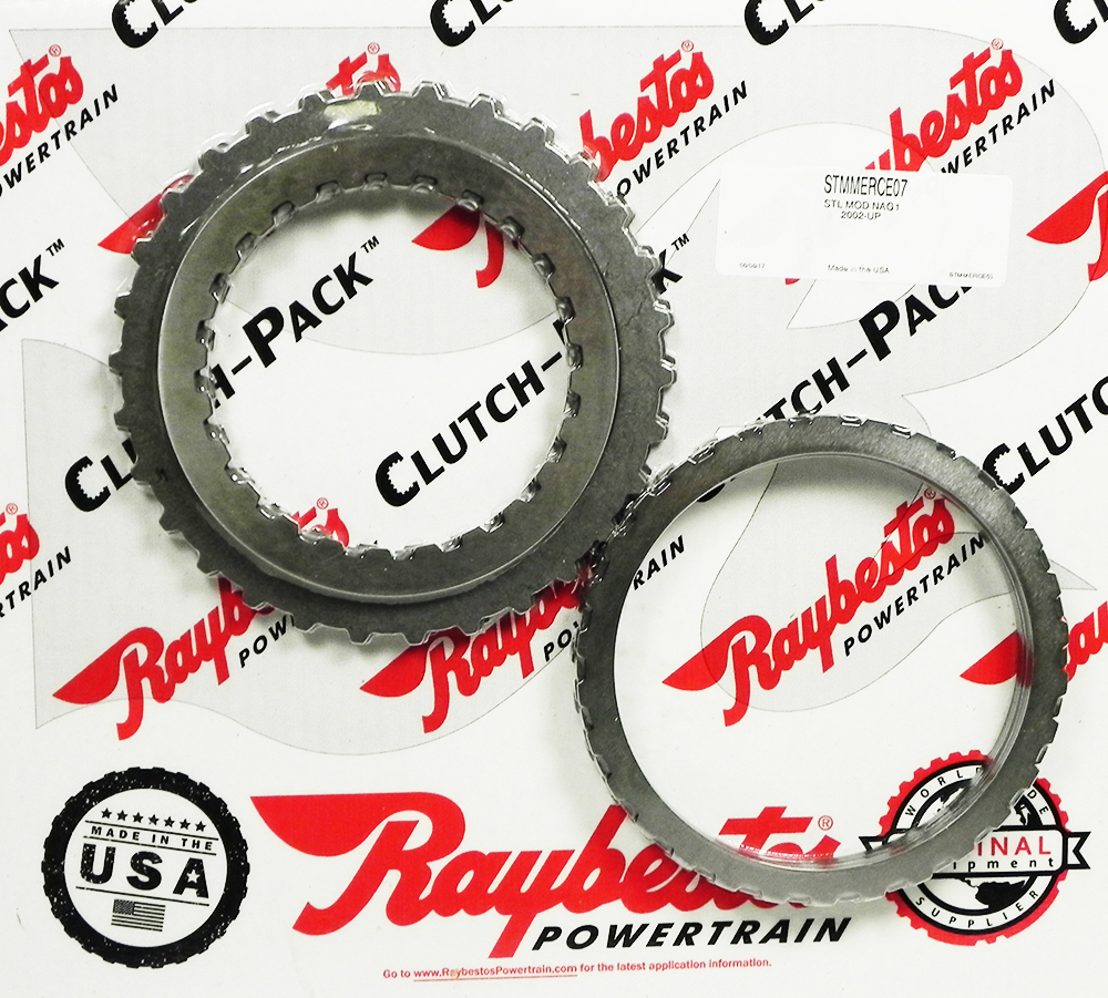 722.6 (96-ON), NAG1 (W5A380) (04-ON) Steel Clutch Pack