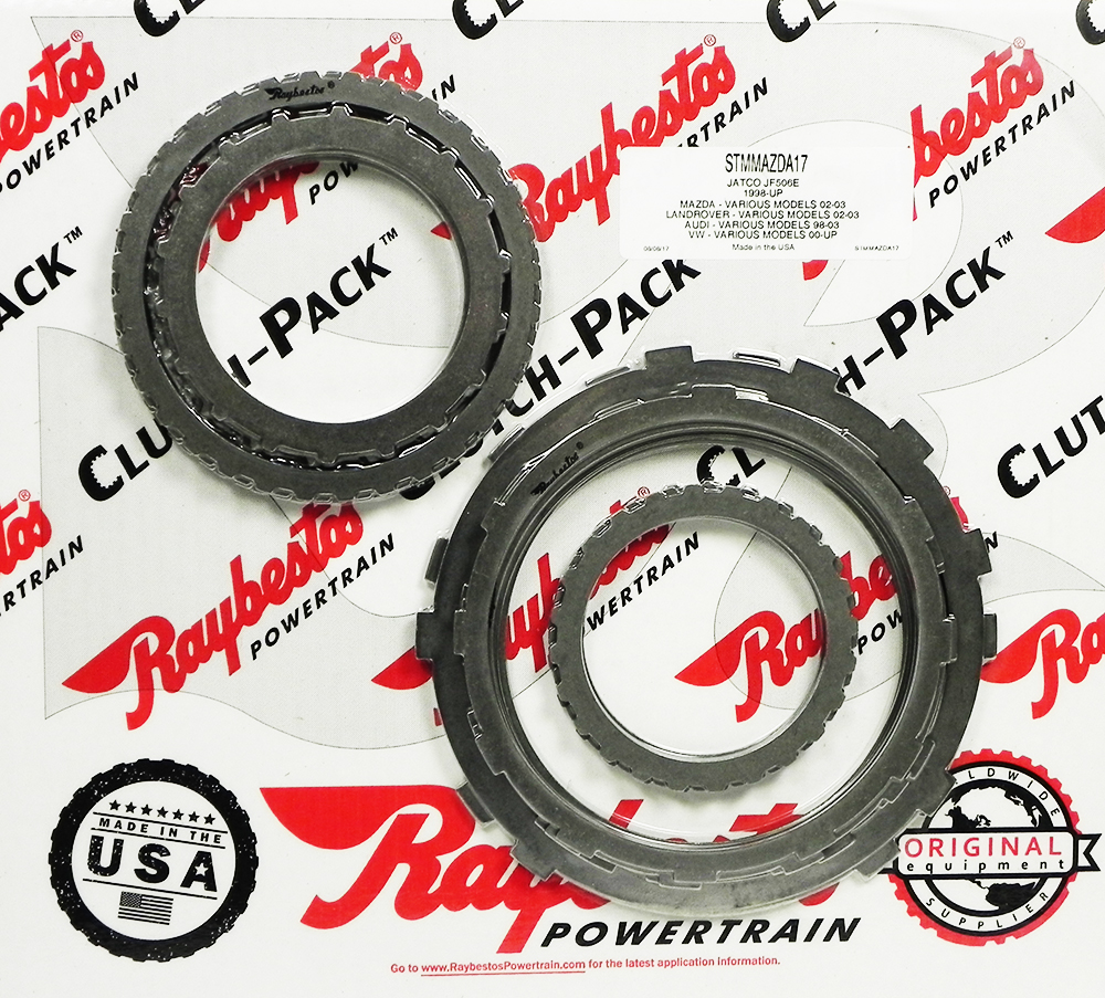 JF506E Steel Clutch Pack